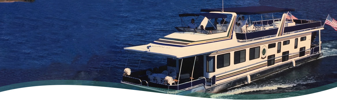 Houseboat Rentals | Lacey's Boating Center | Cabot Arkansas